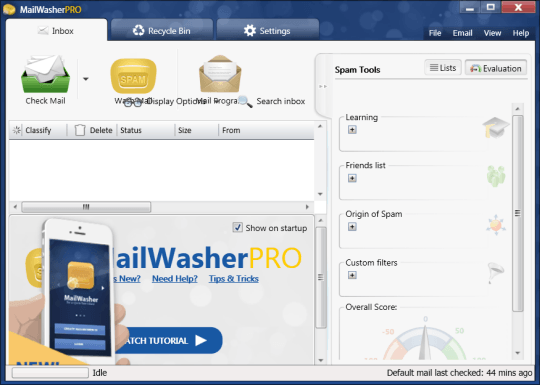 MailWasher Pro 7.3