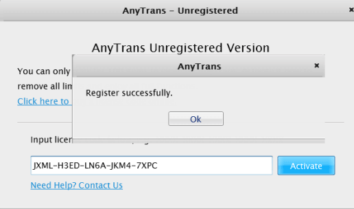 anytrans free license