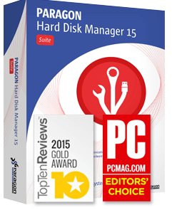 Paragon Hard Disk Manager 15 Techno360 In