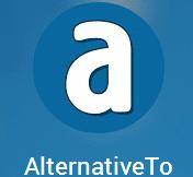 alternativeto website