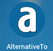 alternativeto website