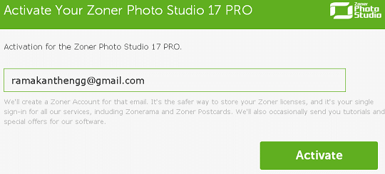 zoner photo studio pro license code