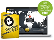 cyberghost free 3 months acess