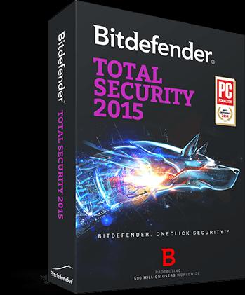 Bitdefender Total Security 2015