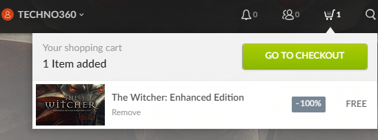 witcher enhanced edition free