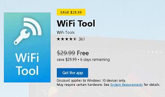 WiFi tool