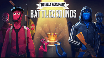 Totally Accurate Battlegrounds box
