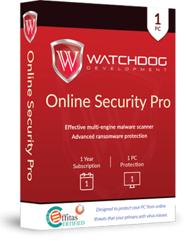 watchdog online security pro 2018