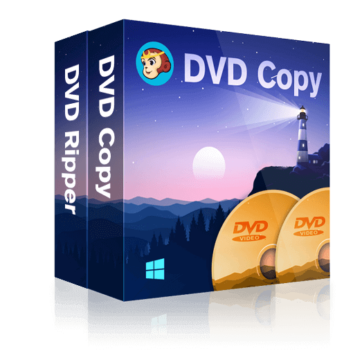 DVDFab DVD Copy and DVD Ripper
